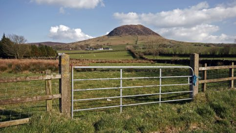 Slemish Mountain - Co. Antrim